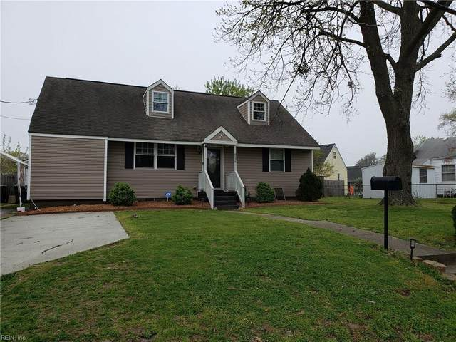 8036 Halprin Dr, Norfolk, VA 23518 (MLS #10311980) :: Chantel Ray Real Estate