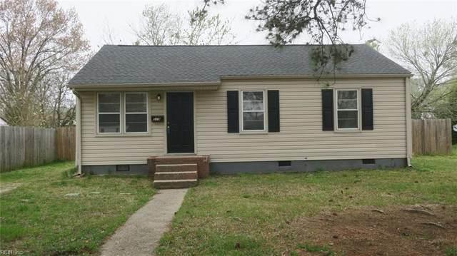 519 Woodfin Rd, Newport News, VA 23601 (MLS #10311990) :: Chantel Ray Real Estate