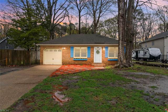 164 S Fir Ave, Virginia Beach, VA 23452 (#10311998) :: Kristie Weaver, REALTOR