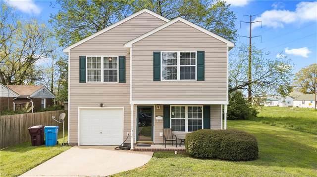 710 Edinburg Ave, Chesapeake, VA 23324 (MLS #10312012) :: Chantel Ray Real Estate