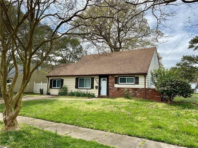 5506 Springhill Rd, Norfolk, VA 23502 (#10312013) :: Rocket Real Estate