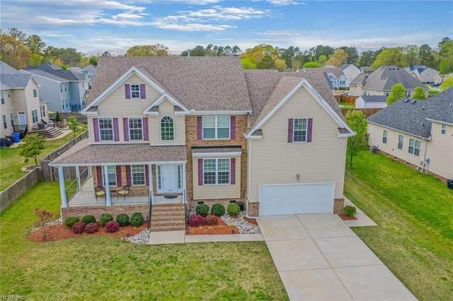 827 Dawson Cir, Chesapeake, VA 23322 (MLS #10312028) :: Chantel Ray Real Estate