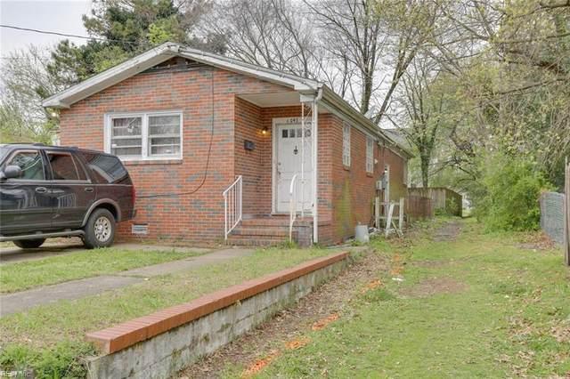 1047 34th St, Newport News, VA 23607 (MLS #10312052) :: Chantel Ray Real Estate