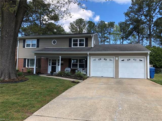 3836 Brentwood Cres, Virginia Beach, VA 23452 (#10312055) :: The Kris Weaver Real Estate Team