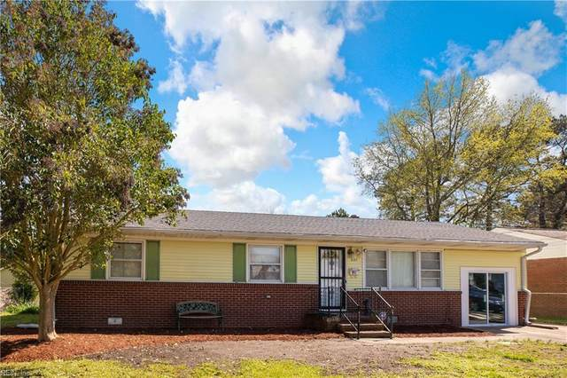 5137 Cape Henry Ave, Norfolk, VA 23513 (#10312060) :: Gold Team VA