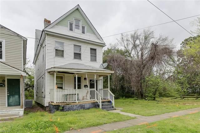 923 27th St, Newport News, VA 23607 (#10312074) :: Rocket Real Estate