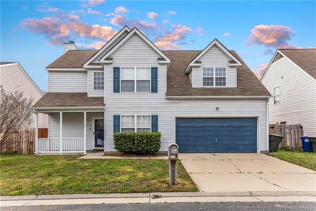 103 Leeds Way, Newport News, VA 23608 (MLS #10312077) :: Chantel Ray Real Estate