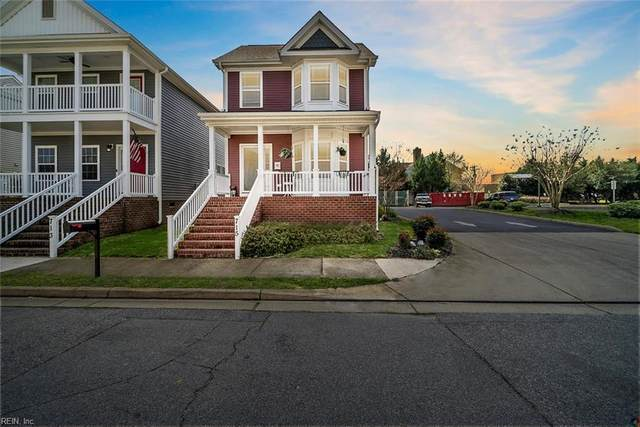 715 North St, Portsmouth, VA 23704 (MLS #10312120) :: Chantel Ray Real Estate