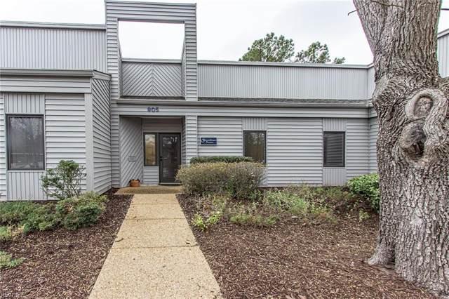 732 Thimble Shoals Blvd #905, Newport News, VA 23606 (#10312125) :: Abbitt Realty Co.