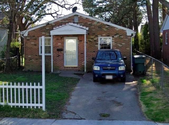 2511 Wyoming Ave, Norfolk, VA 23513 (MLS #10312134) :: Chantel Ray Real Estate