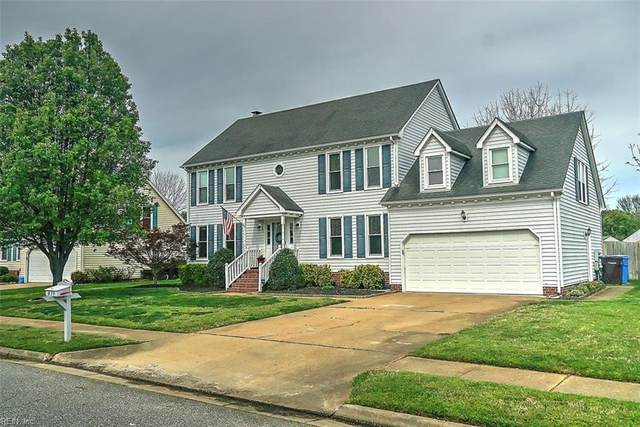 439 Spurlane Cir, Chesapeake, VA 23322 (MLS #10312144) :: Chantel Ray Real Estate