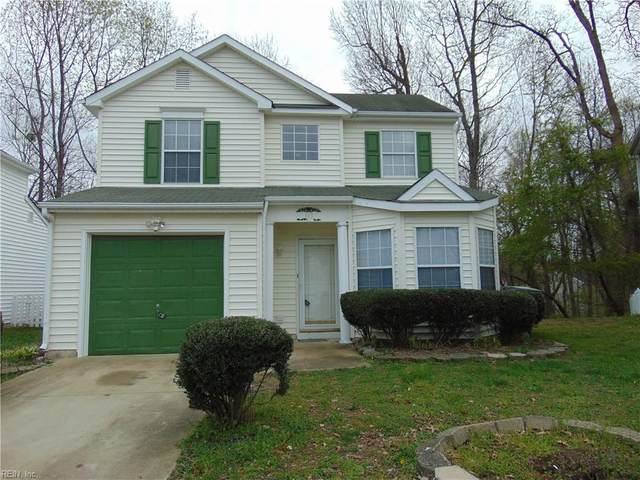113 Pelican Cv, Newport News, VA 23608 (MLS #10312157) :: Chantel Ray Real Estate