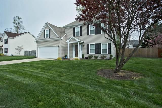52 Locksley Dr, Hampton, VA 23666 (MLS #10312185) :: Chantel Ray Real Estate