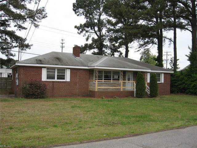 803 Melvin Dr, Portsmouth, VA 23701 (#10312191) :: The Kris Weaver Real Estate Team