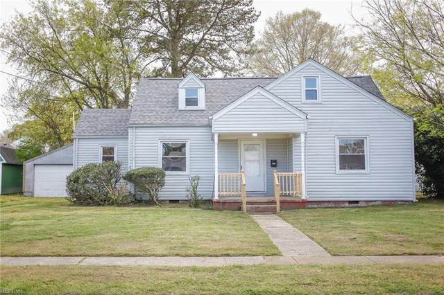 511 Hyde Park Rd, Norfolk, VA 23503 (MLS #10312197) :: Chantel Ray Real Estate