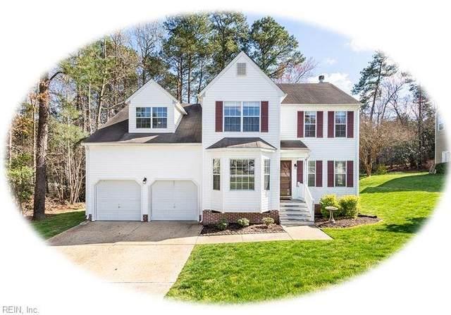 3909 Pine Bluff Ct, James City County, VA 23188 (MLS #10312207) :: Chantel Ray Real Estate
