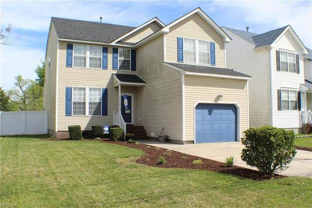 4807 Bainbridge Blvd, Chesapeake, VA 23320 (MLS #10312229) :: Chantel Ray Real Estate