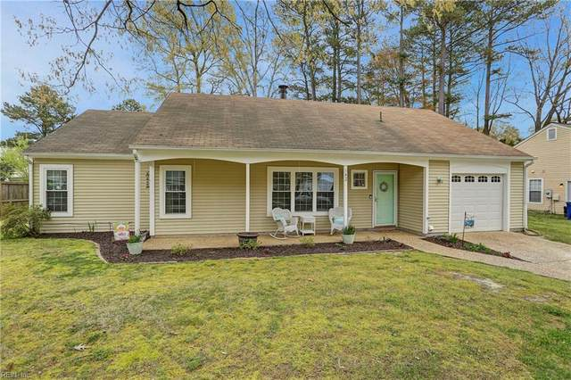 182 Coventry Ln, Newport News, VA 23602 (MLS #10312252) :: Chantel Ray Real Estate