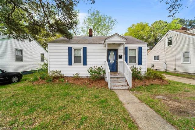 3717 Kingman Ave, Portsmouth, VA 23701 (MLS #10312276) :: Chantel Ray Real Estate