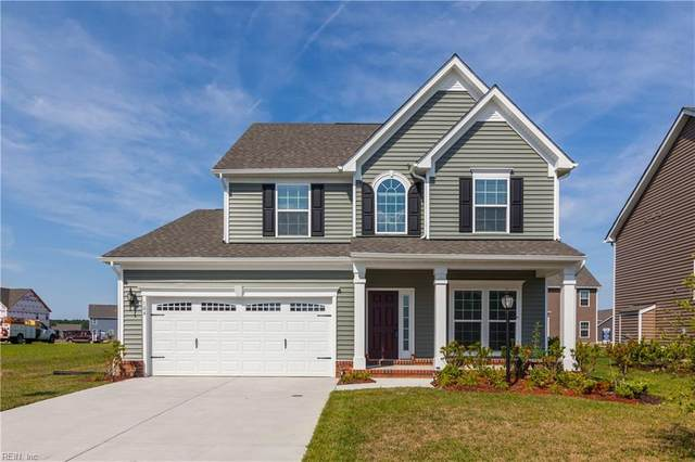 104 Williamson Park Ln, Isle of Wight County, VA 23430 (#10312325) :: The Kris Weaver Real Estate Team