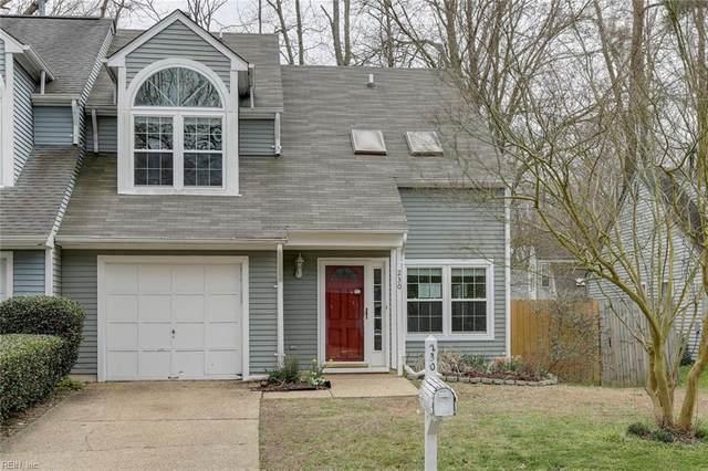 230 Seasons Trl, Newport News, VA 23602 (MLS #10312331) :: Chantel Ray Real Estate