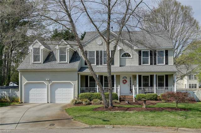 704 Turnbuckle Ct, Chesapeake, VA 23322 (#10312334) :: Kristie Weaver, REALTOR