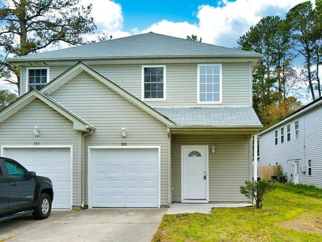 335 Summerville Ct, Virginia Beach, VA 23451 (MLS #10312388) :: Chantel Ray Real Estate