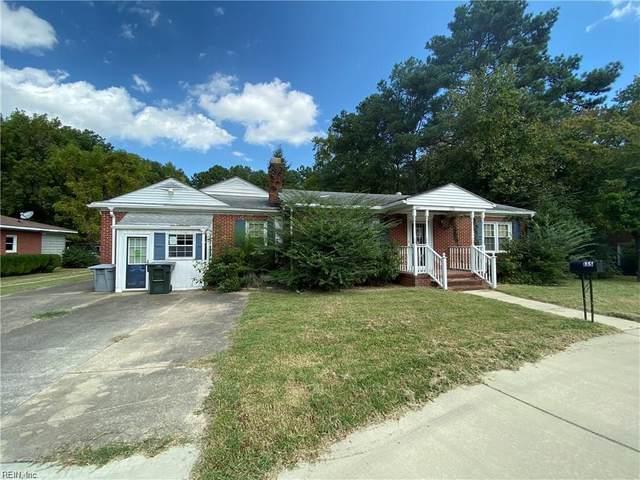 135 Saunders Rd, Hampton, VA 23666 (MLS #10312389) :: Chantel Ray Real Estate