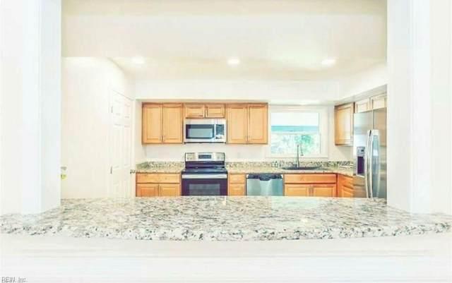 35 Santa Barbara Dr, Hampton, VA 23666 (#10312417) :: The Kris Weaver Real Estate Team