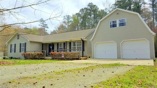 130 Critter Ln, Mathews County, VA 23109 (MLS #10312426) :: Chantel Ray Real Estate
