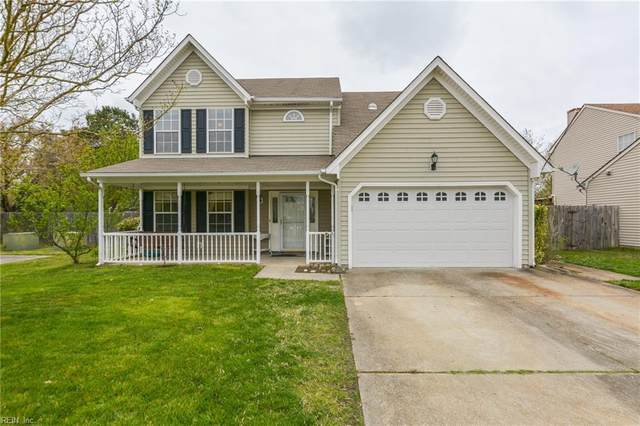 2613 Gaines Mill Dr, Virginia Beach, VA 23456 (MLS #10312427) :: Chantel Ray Real Estate