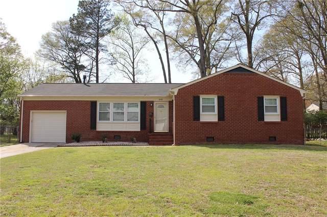 845 Cascade Dr, Newport News, VA 23608 (#10312433) :: The Kris Weaver Real Estate Team