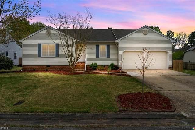 709 Willow Bend Dr, Chesapeake, VA 23323 (MLS #10312439) :: Chantel Ray Real Estate