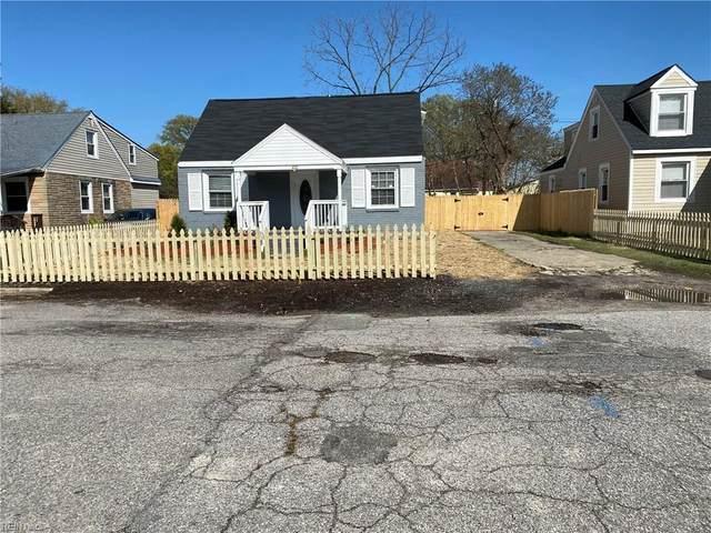 432 Glendale Rd, Hampton, VA 23661 (MLS #10312450) :: Chantel Ray Real Estate