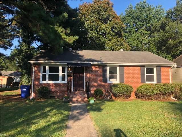 2015 Evergreen Pl, Portsmouth, VA 23704 (MLS #10312456) :: Chantel Ray Real Estate