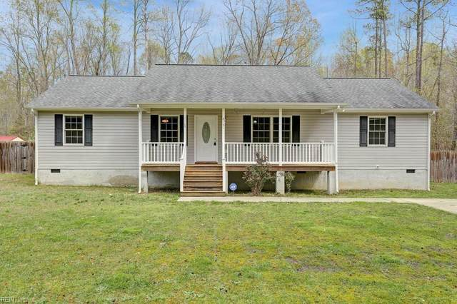 6181 Glenns Rd, Gloucester County, VA 23061 (MLS #10312488) :: Chantel Ray Real Estate