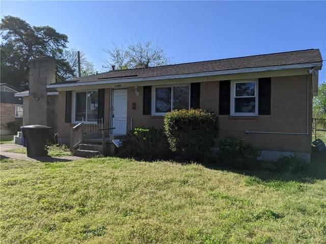 1209 Jamal Ln W, Portsmouth, VA 23701 (#10312598) :: The Kris Weaver Real Estate Team
