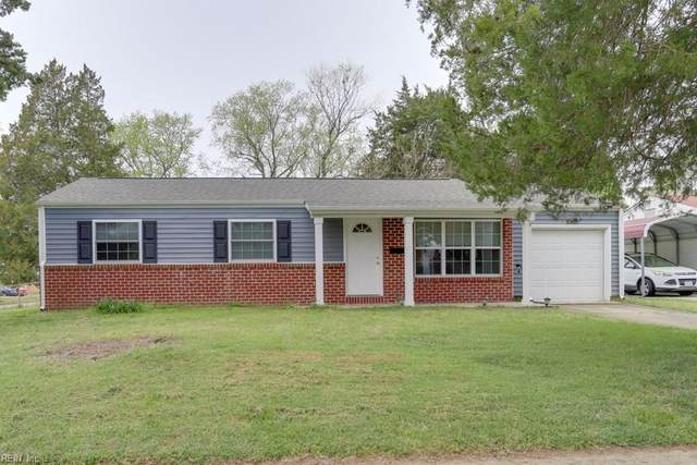 1 Marldale Dr, Hampton, VA 23666 (MLS #10312629) :: Chantel Ray Real Estate