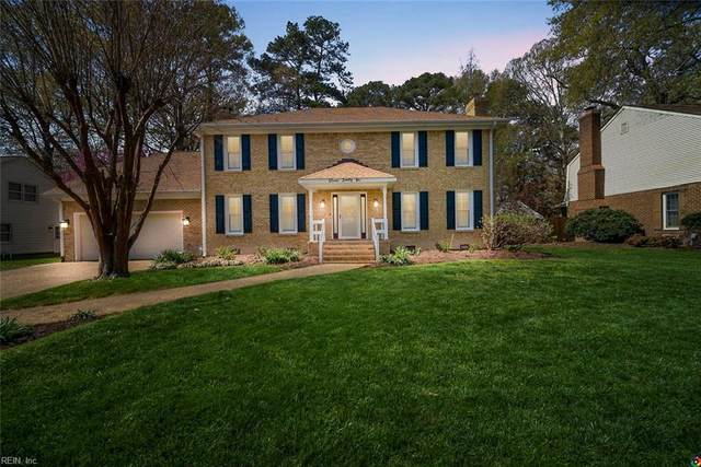 1121 Selwood Dr, Virginia Beach, VA 23464 (#10312641) :: Austin James Realty LLC