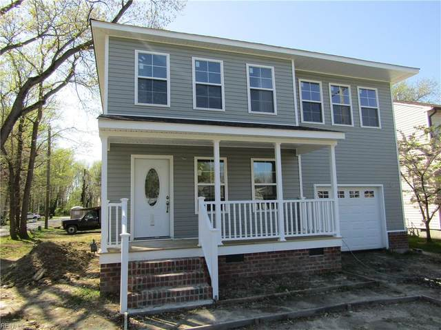 541 Greenbriar Ave, Hampton, VA 23661 (MLS #10312643) :: Chantel Ray Real Estate