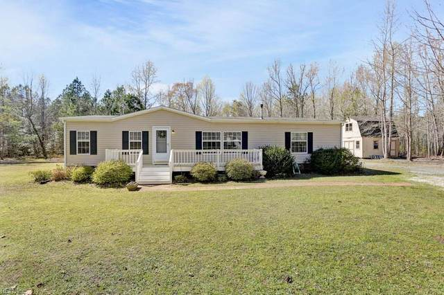 436 Carrie Ln, King & Queen County, VA 23156 (#10312647) :: Atkinson Realty