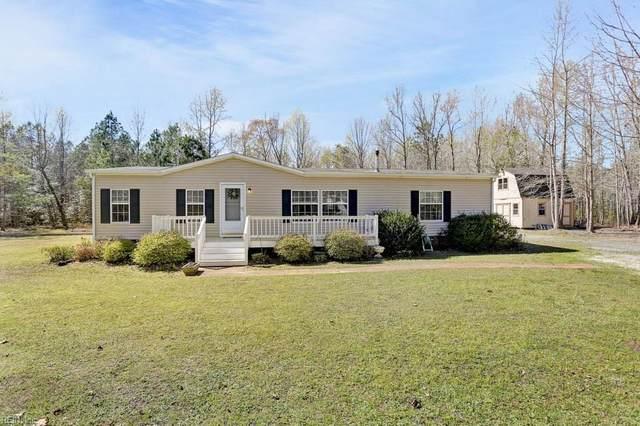 436 Carrie Ln, King & Queen County, VA 23156 (#10312647) :: Atlantic Sotheby's International Realty