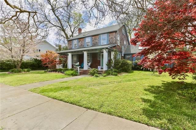 1015 Jamestown Cres, Norfolk, VA 23508 (#10312657) :: Atlantic Sotheby's International Realty