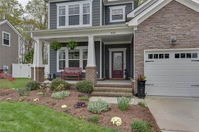 458 Wisdom Path, Chesapeake, VA 23322 (MLS #10312695) :: Chantel Ray Real Estate