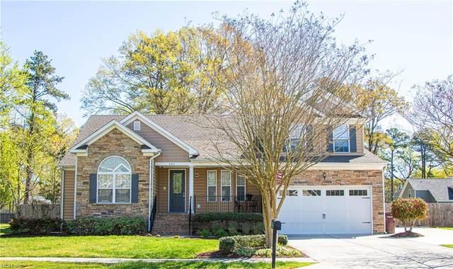 603 Calista Dr, Chesapeake, VA 23320 (#10312696) :: The Kris Weaver Real Estate Team