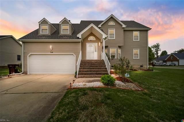 744 Mandarin Ln, Chesapeake, VA 23323 (MLS #10312724) :: Chantel Ray Real Estate