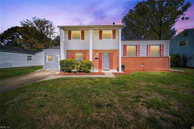 25 Greenwell Dr, Hampton, VA 23666 (#10312732) :: The Kris Weaver Real Estate Team