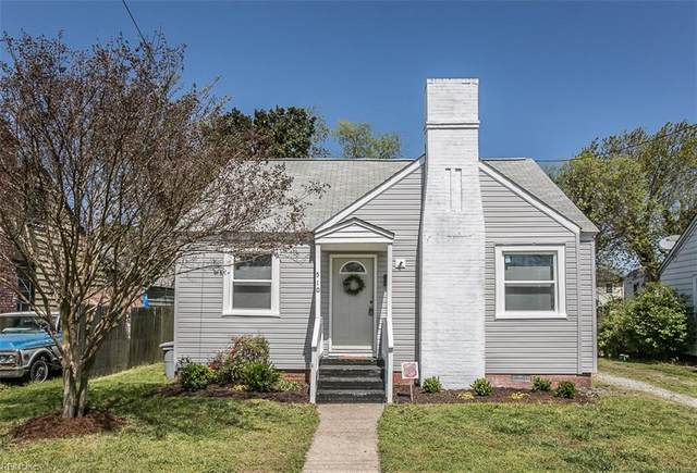 510 Newport News Ave, Hampton, VA 23669 (MLS #10312736) :: Chantel Ray Real Estate