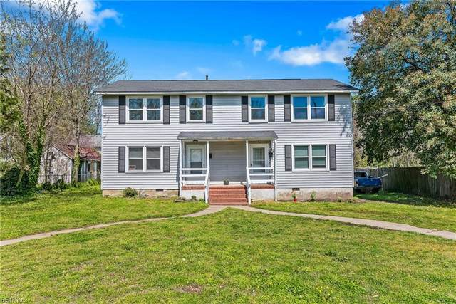 327 Settlers Landing Rd, Hampton, VA 23669 (MLS #10312768) :: Chantel Ray Real Estate