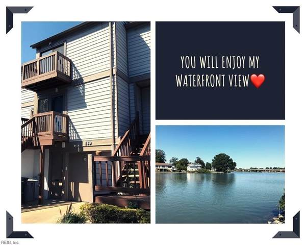 230 Mill Point Dr, Hampton, VA 23669 (MLS #10312775) :: Chantel Ray Real Estate